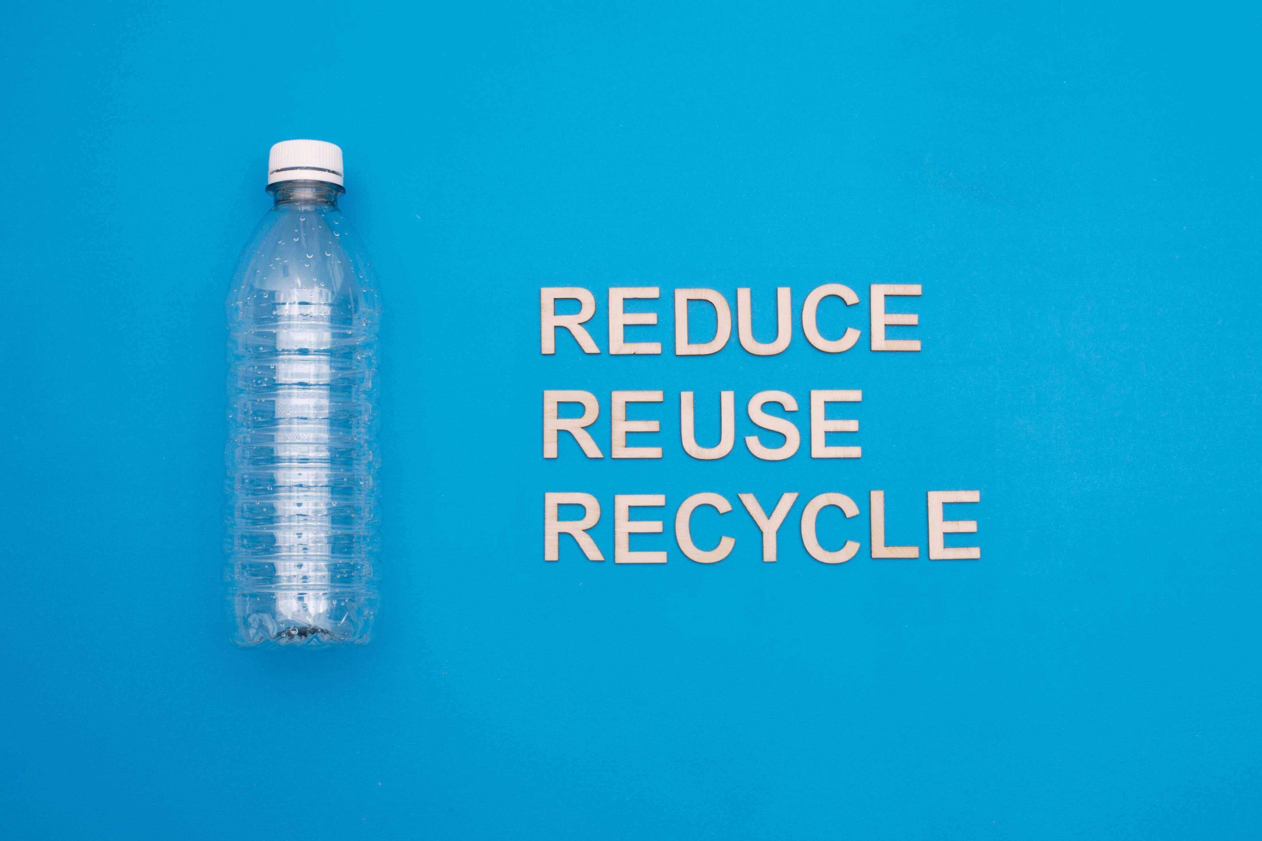 reduce reuse recycle globe conscious