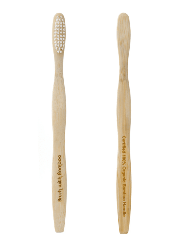 Adult Plant-Based Bamboo Toothbrush