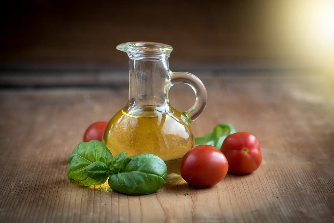 cooking olive oil